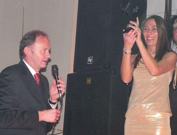 Astrid 3-Löwen-Club Preisverleihung 2007