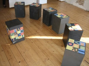 Jago in K.I.T. Die Galerie 2007