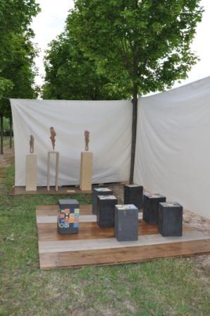 Gartenlust 2011 Jago und Umschlungen
