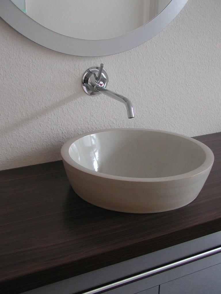 Waschbecken flach Darmstadt