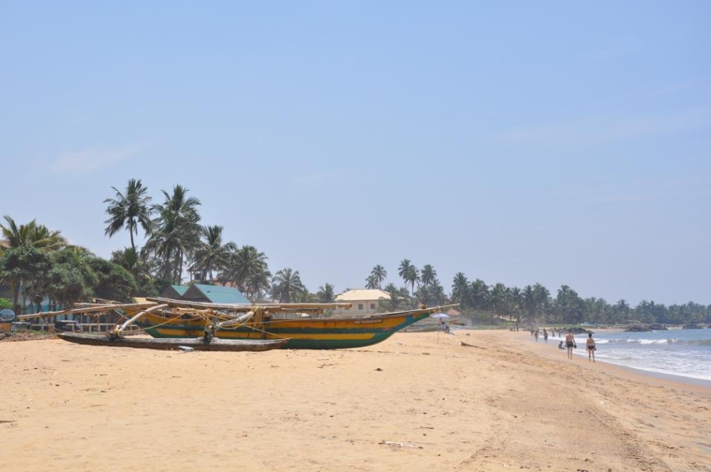 Nebombo Beach